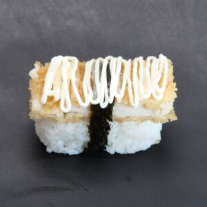 Crumbed Fried Chicken Sushi