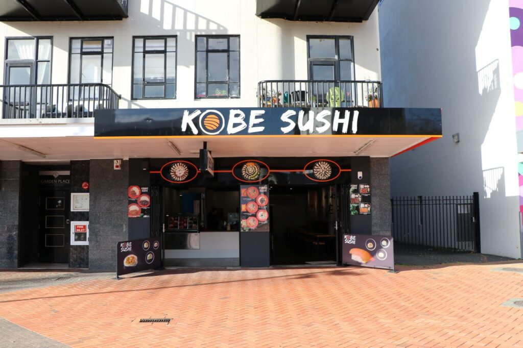 kobesushi in garden place