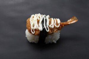 Mayo Prawn sushi